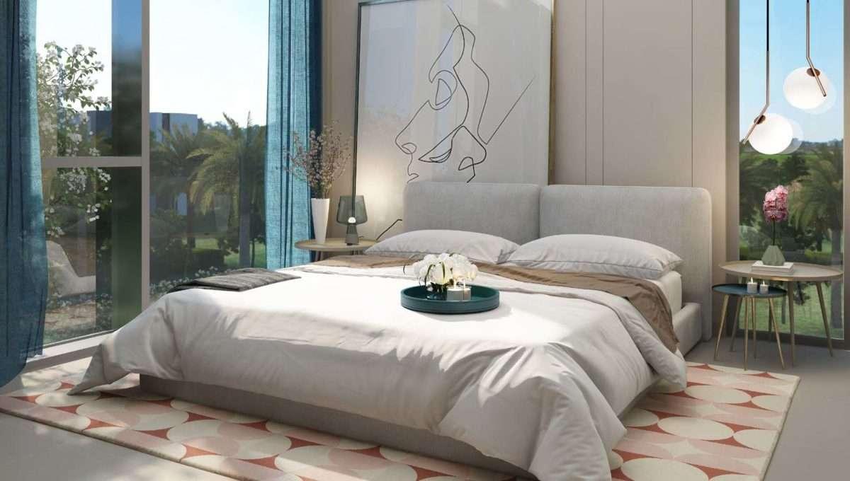 Dubai Arabian Ranches 3 - Bereich Joy - Schlafzimmeransicht