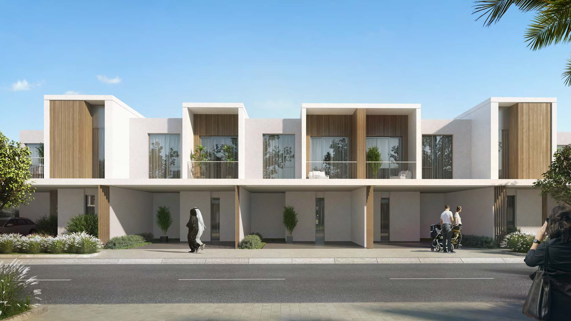 """Arabian Ranches 3: Areal """"Joy"""" – Townhouses"""
