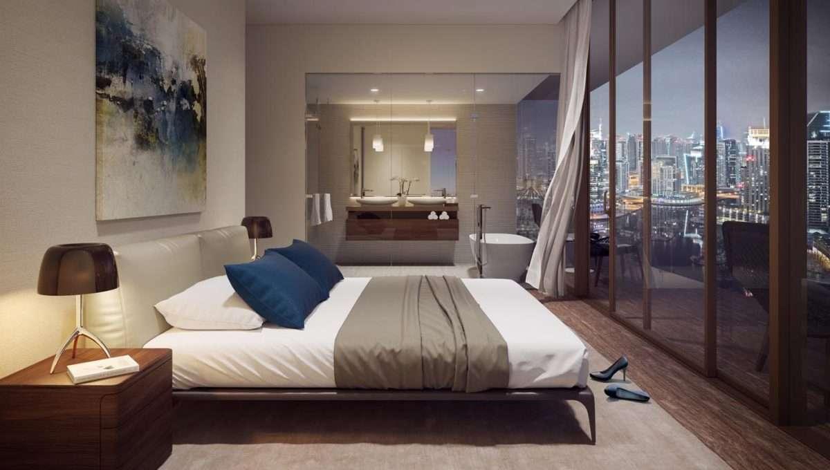 Schlafzimmer Marina Gate II