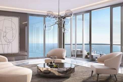 Beispielinterieur 1JBR (Dubai)