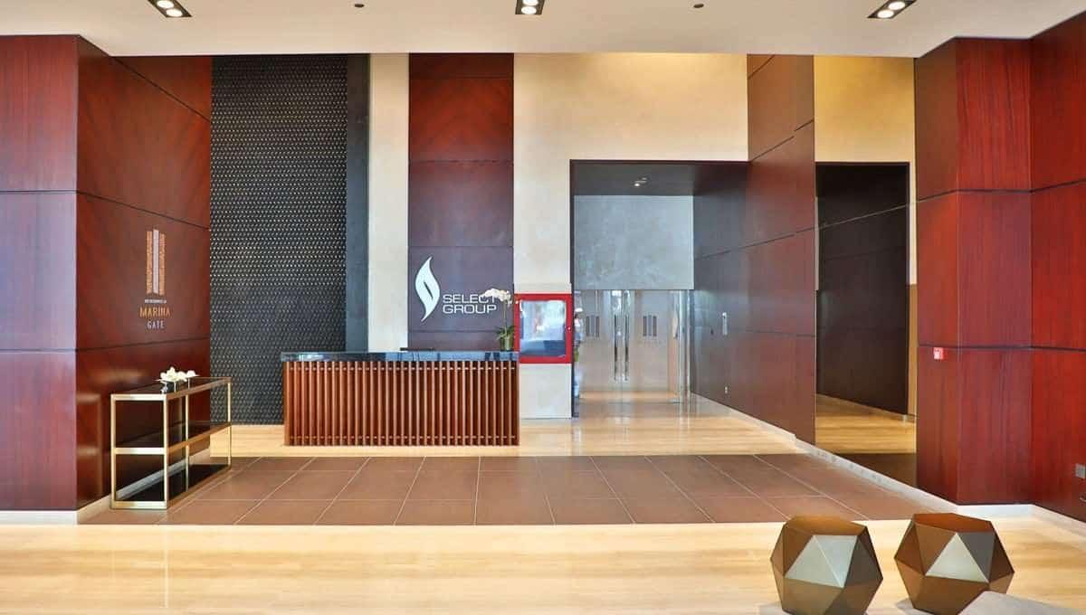 Lobby Marina Gate (Dubai Marina)