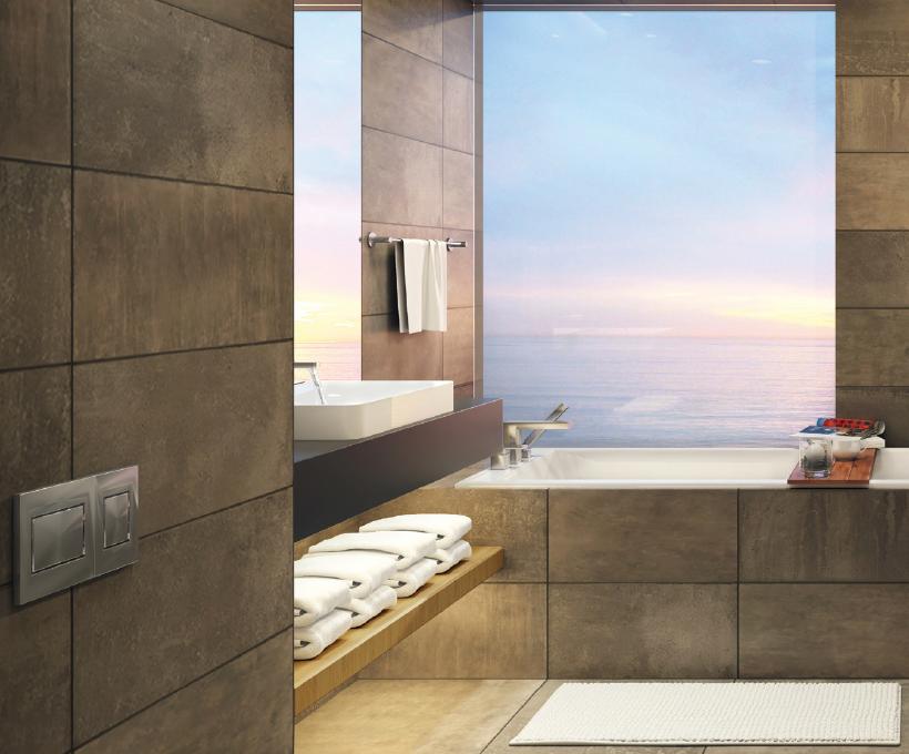 Badezimmer-Impression 1JBR by Dubai Properties