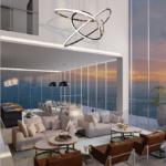 Interieur Penthouse 1JBR Dubai Properties