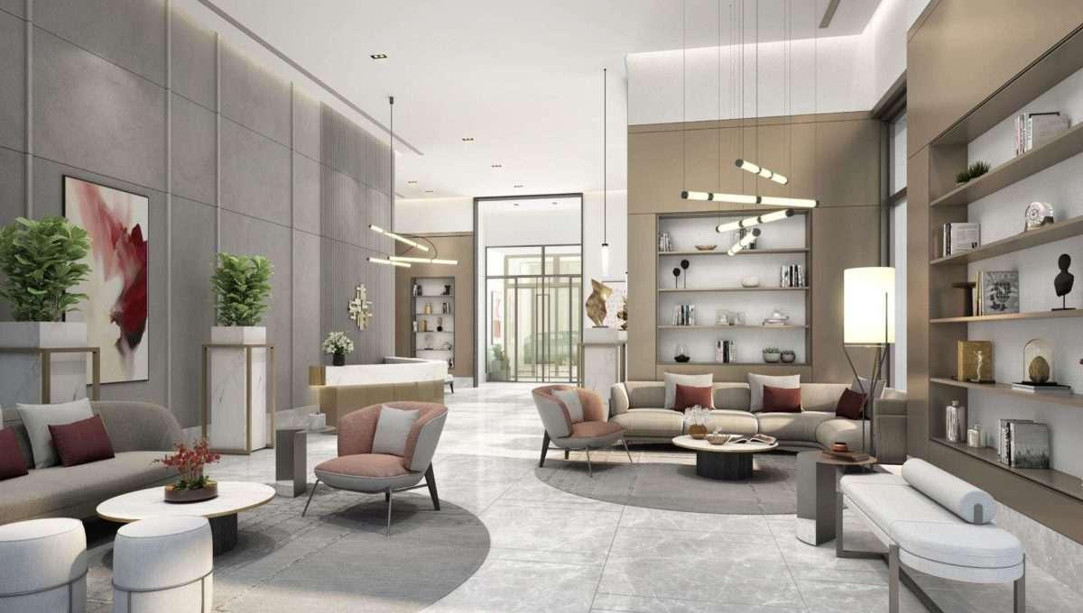 Burj Crown Wohnungen in Dubai Downtown