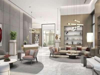 Burj Crown Immobilie Dubai Downtown Interieur