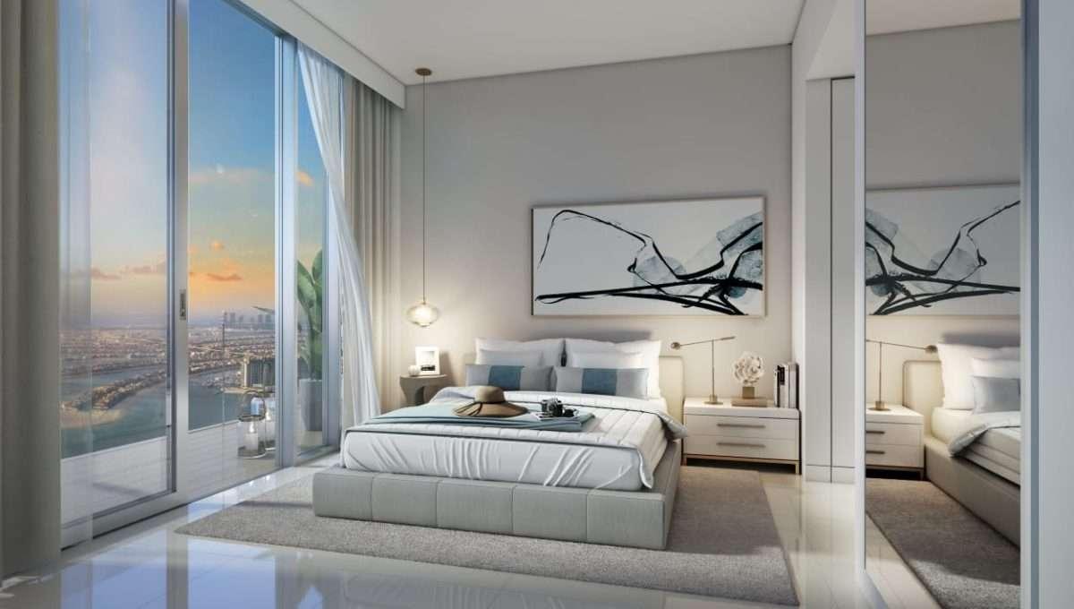 Apartment Dubai Beach Isle Innenansicht