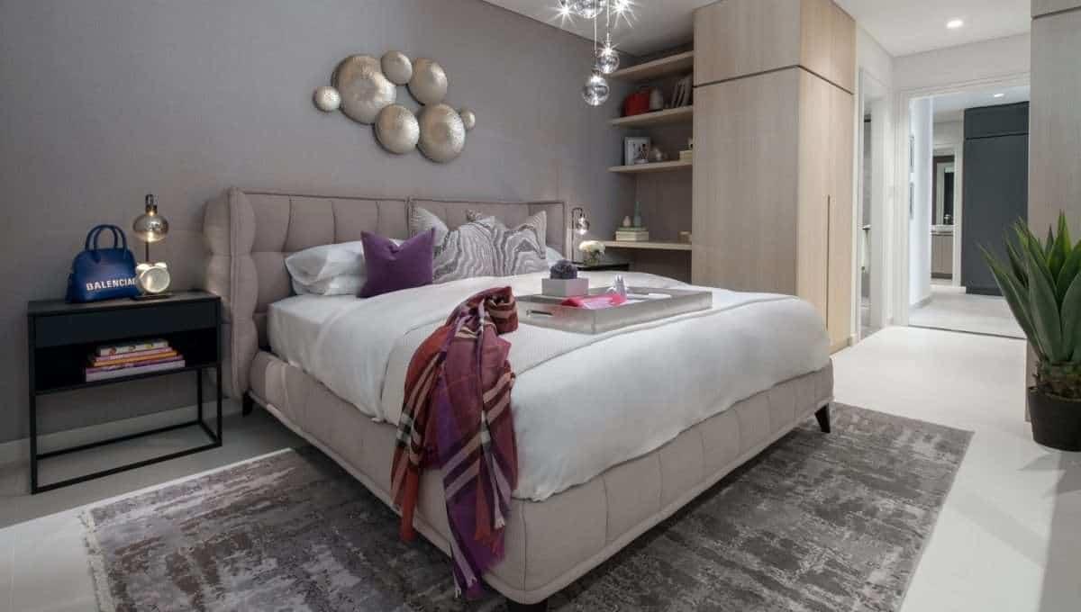Wilton Park - Model Suite - Bedroom1