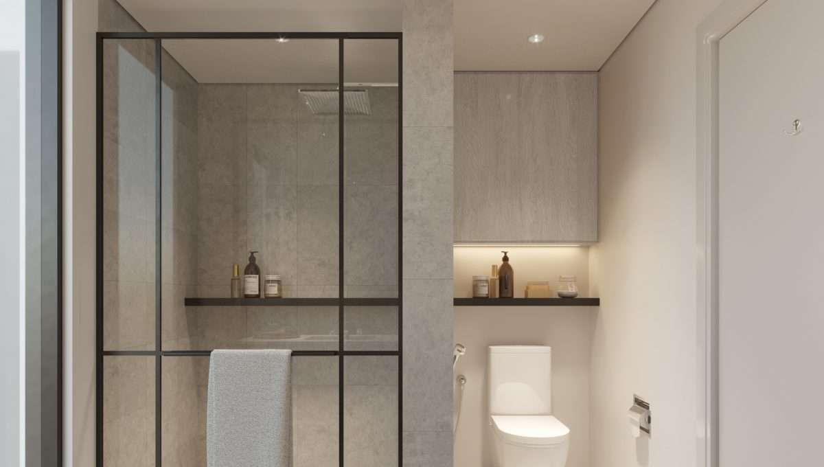Wilton Park Residences - Badezimmer 1