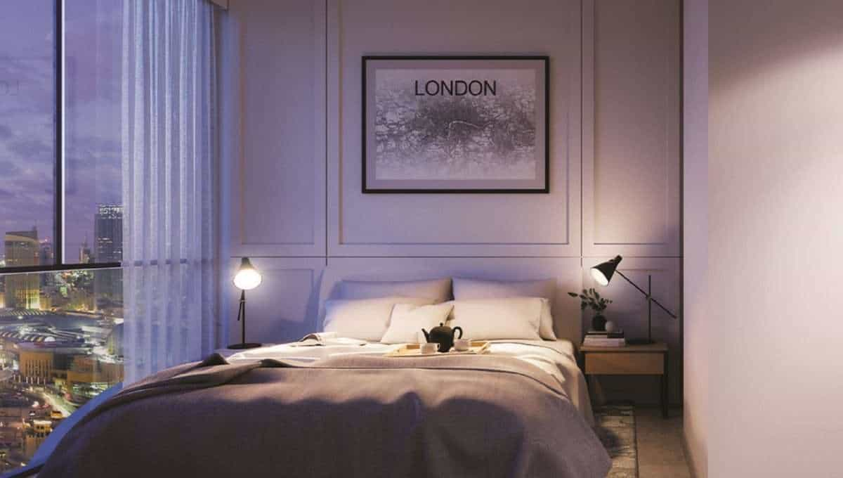Wilton Park Residences - bedroom
