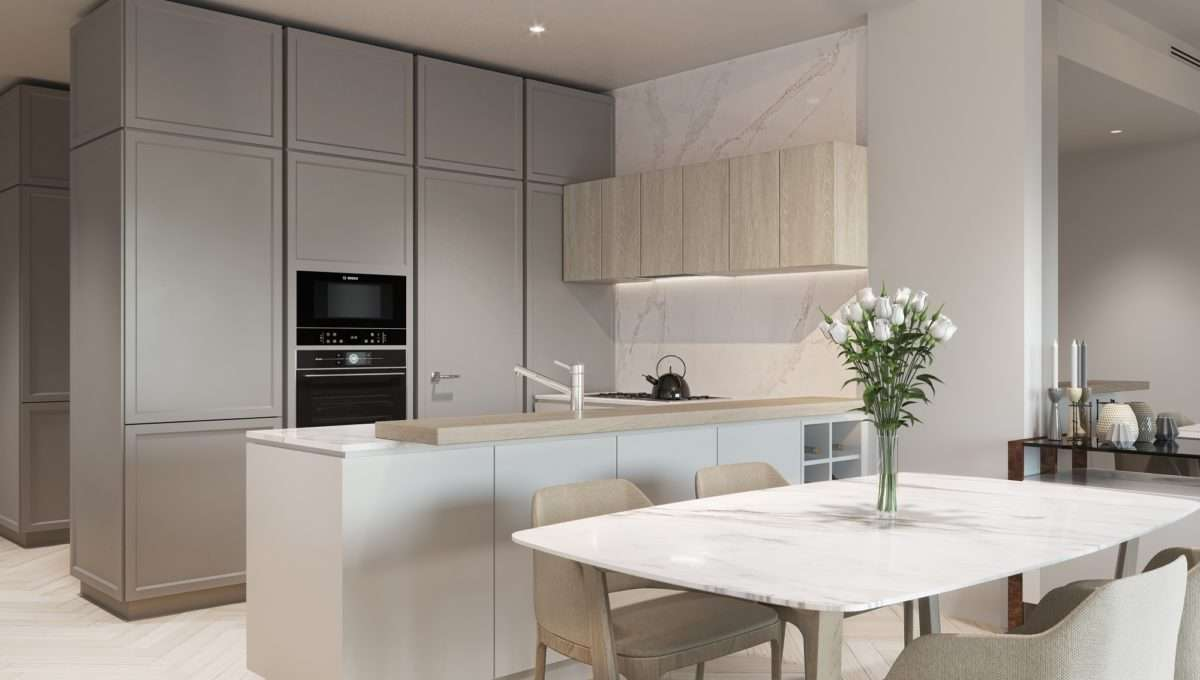 Wilton Park Residences - kitchen