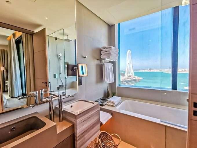 Ausstattungsdetail Badezimmer