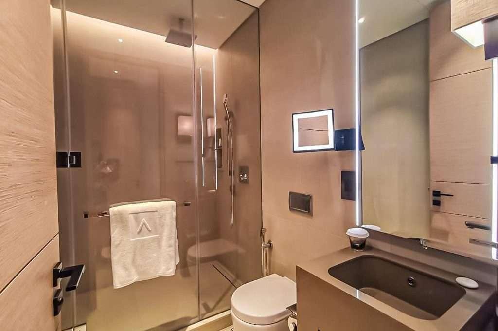 The Address Jumeirah Resort & Spa Ausstattung Badezimmer