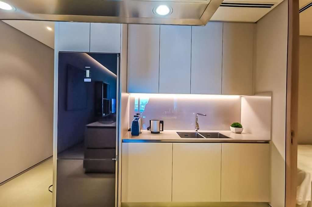 Küchenzeile The Address Dubai