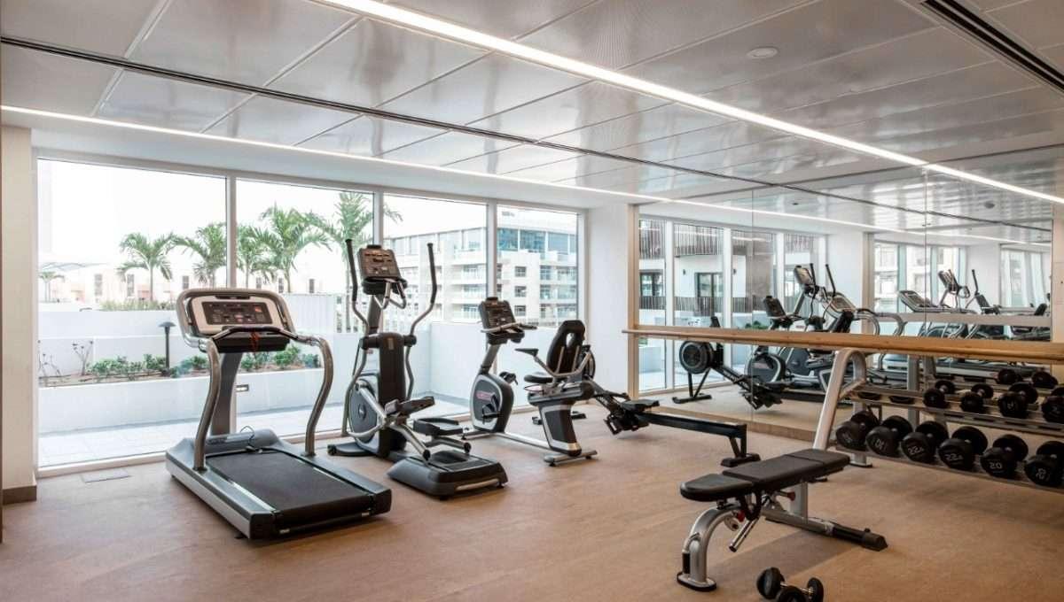 Immobilie Ellington Eaton Place - Fitnessraum