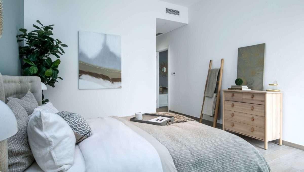 Immobilie Eaton Place Dubai - Ausstattung Schlafzimmer