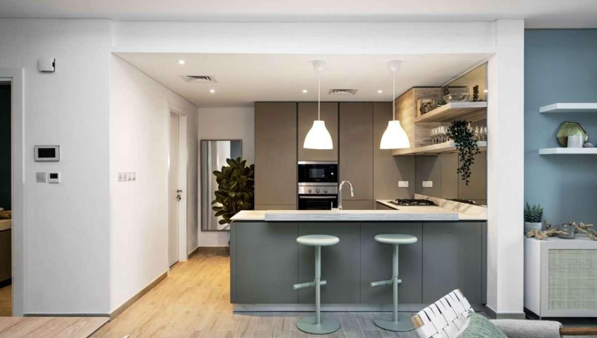Immobilie Eaton Place Dubai - Apartment mit offener Küche