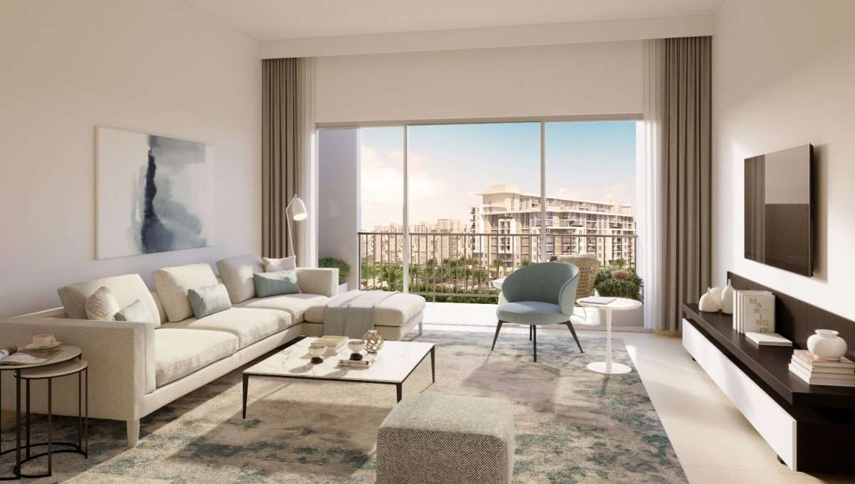 Townsquare Dubai Immobilie Innenansicht Apartment