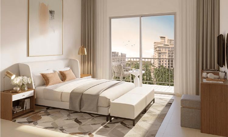 Townsquare Dubai Immobilie Innenansicht Apartment 4