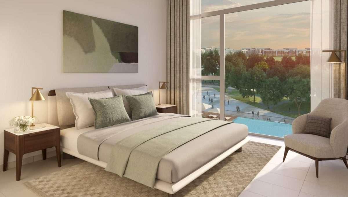 Dubai Hills Green Square Schlafzimmer