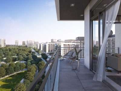 Dubai Hills Immobilie Green Square