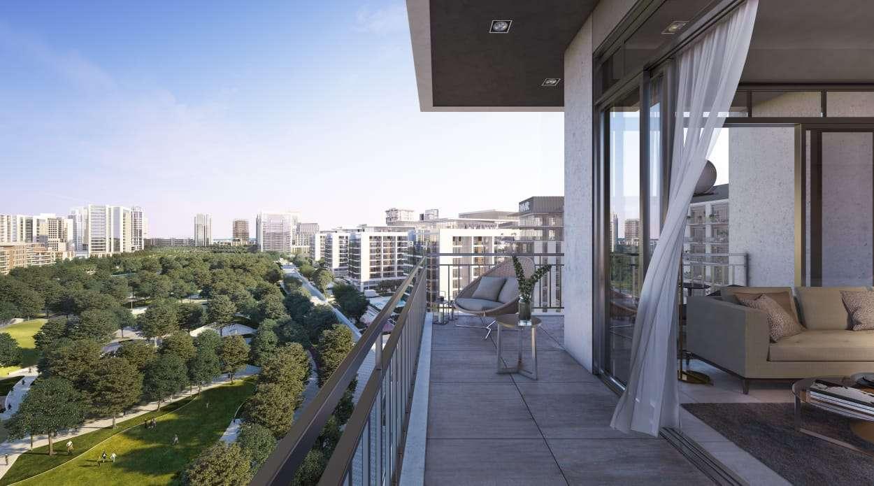 Dubai Hills Green Square 1-Bedroom Apartments