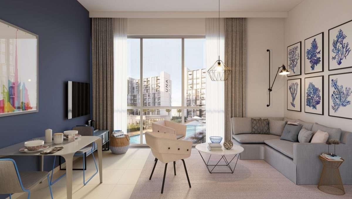 Immobilie Town Square UNA Dubai