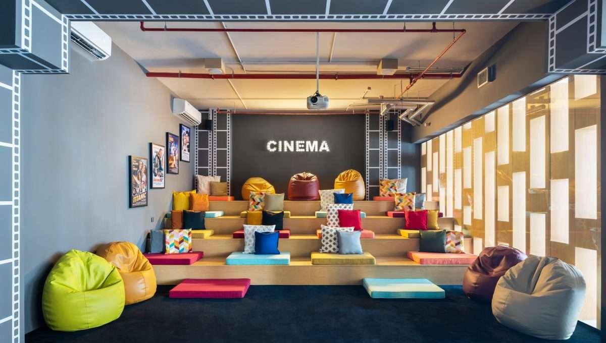 Immobilie UNA Dubai Kino