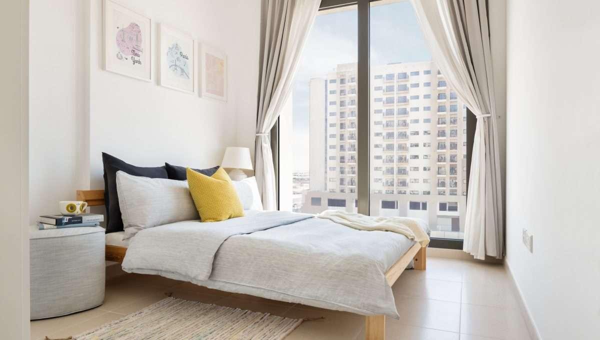 Wohnung Immobilie UNA Dubai Schlafzimmer
