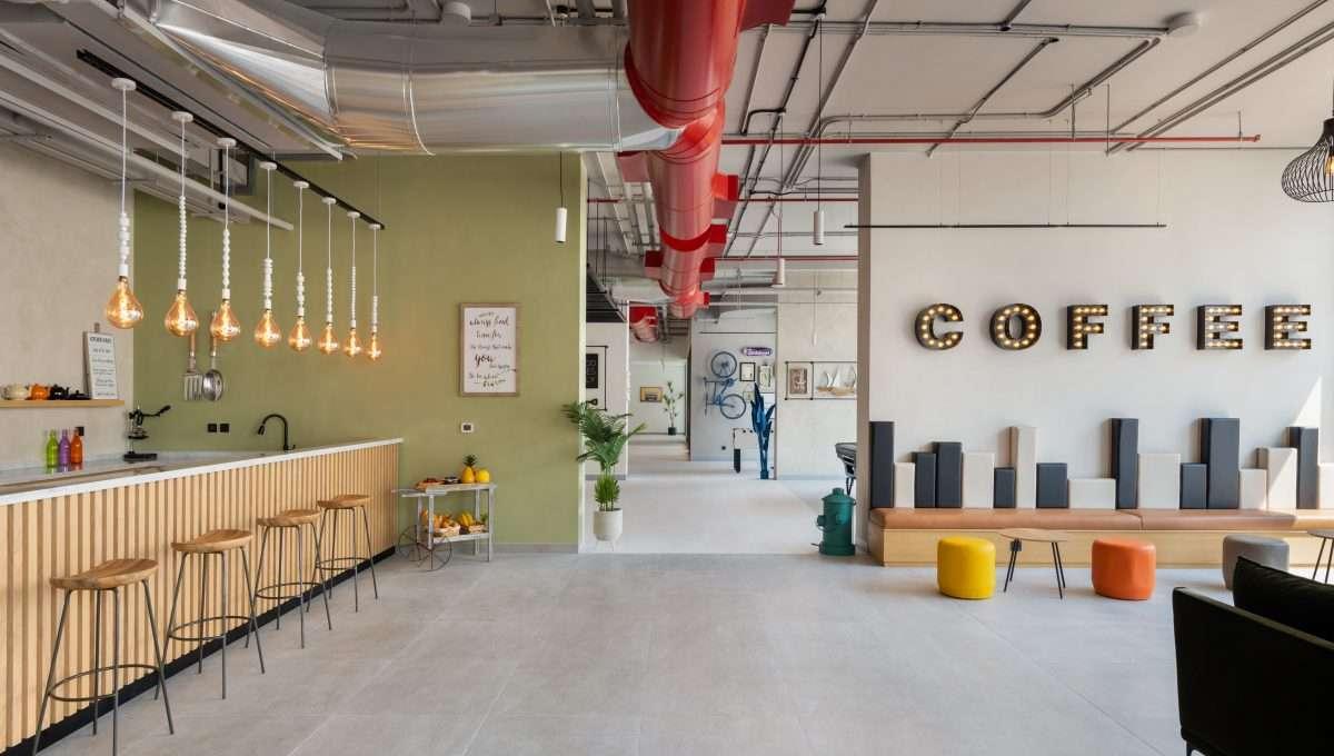 Wohnung UNA Dubai Coffeeshop