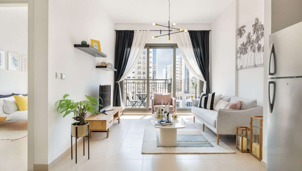 Wohnung UNA Dubai Wohnbereich