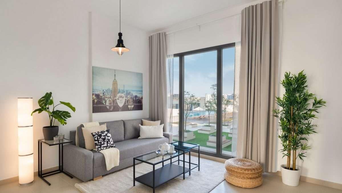Wohnung UNA Studio Innenansicht Dubai