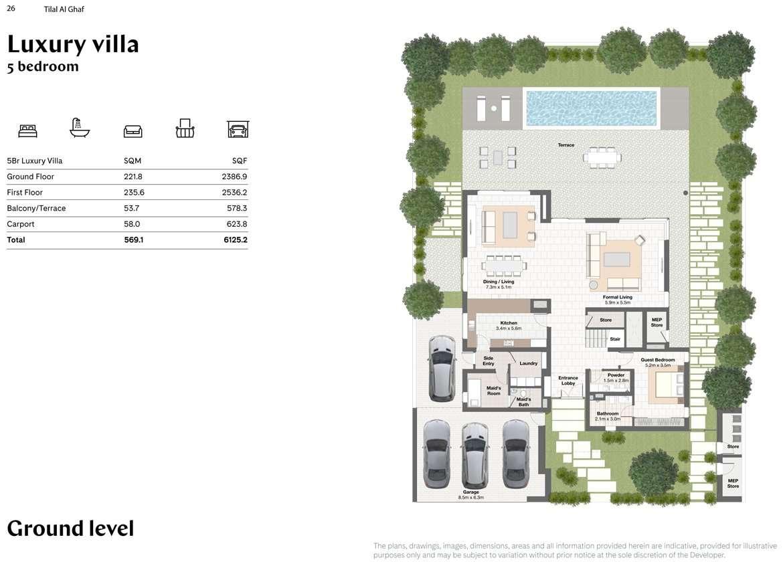 """5-Bedroom Villas """"Harmony"""""""