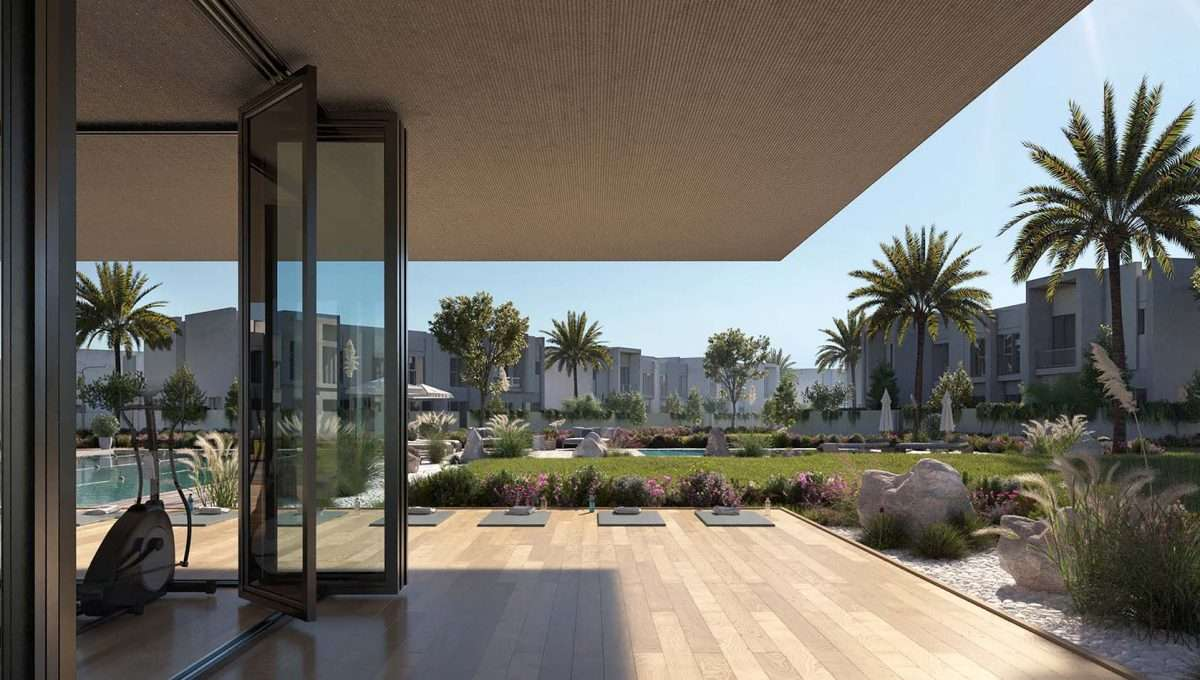Dubai Properties La Rosa III Townhouse