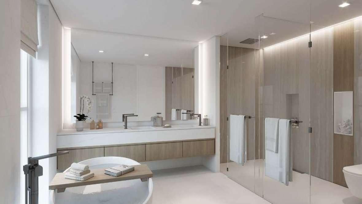 5-Bedroom Villa Dubai Harmony Badezimmer