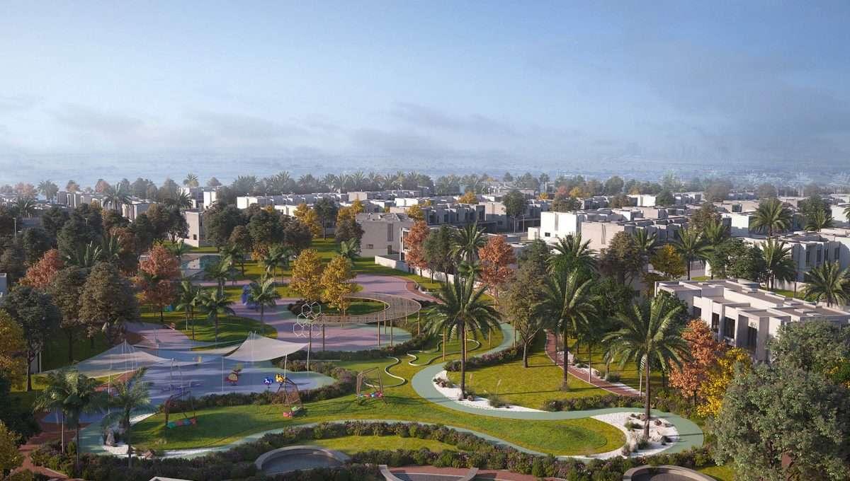 La Rosa III Ansicht Park 2