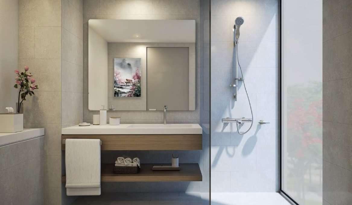 Innenansicht Badezimmer Dubai Tilal al Ghaf