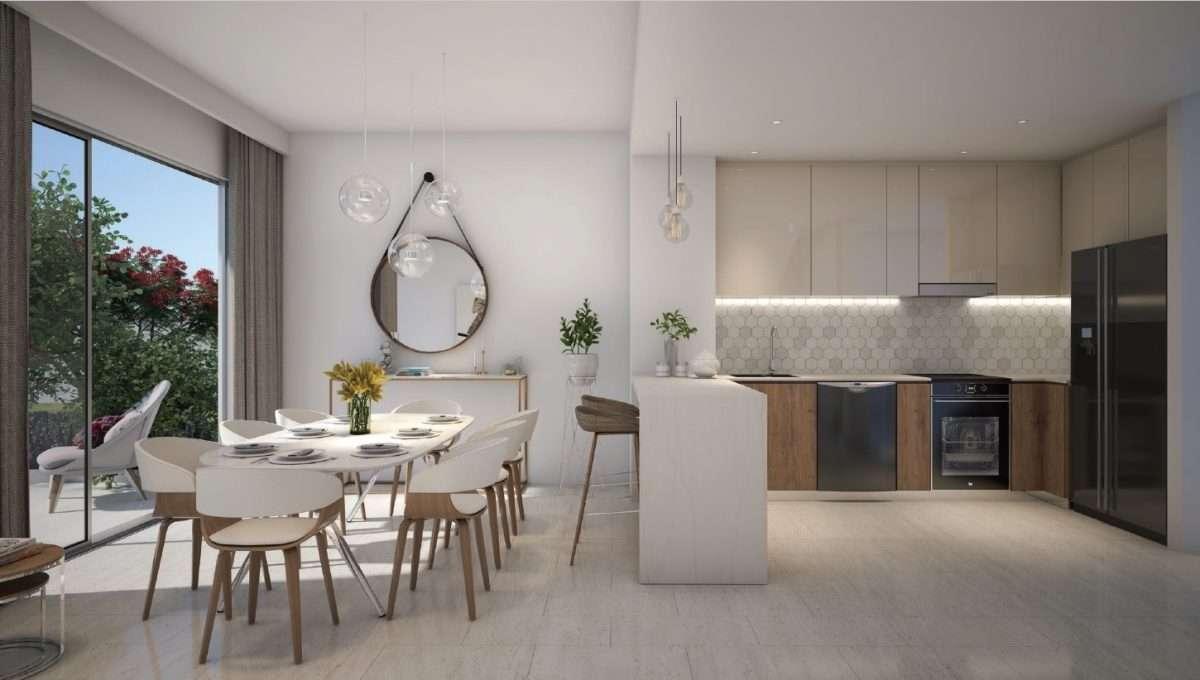 Wohnzimmer Immobilie Tilal al Ghaf Dubai