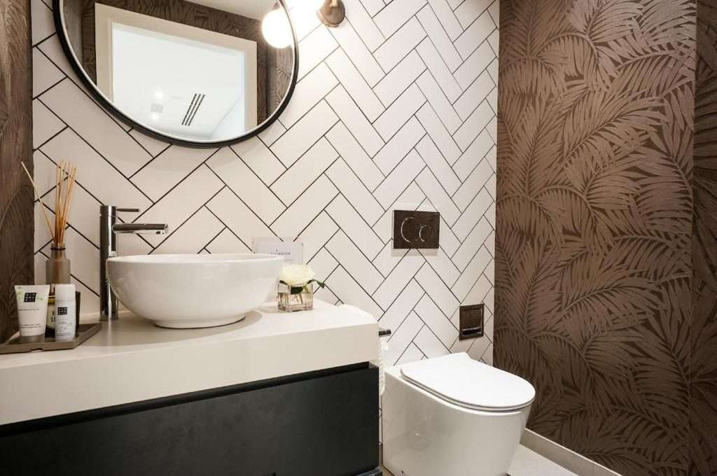 Interieur Badezimmer