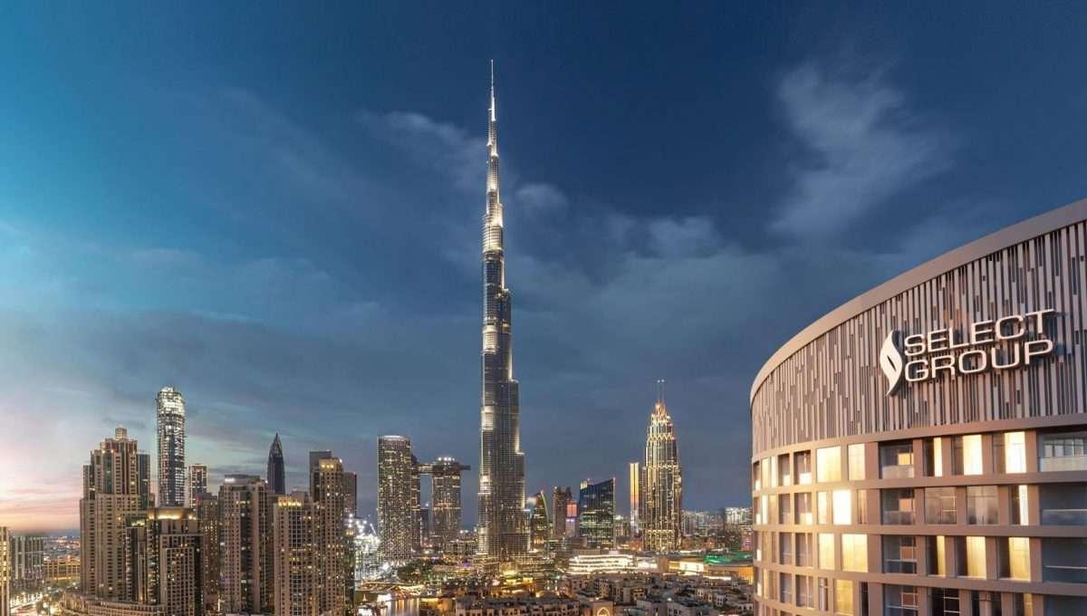View zu Burj Kalifa 15Northside