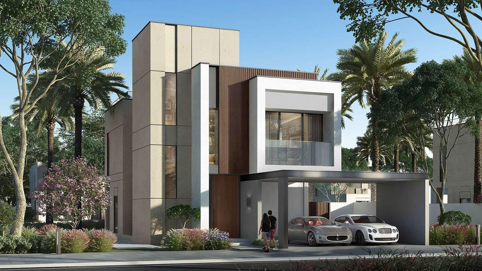 Arabian Ranches 3: Freistehende 3-, 4- und 5-Bedroom Villas