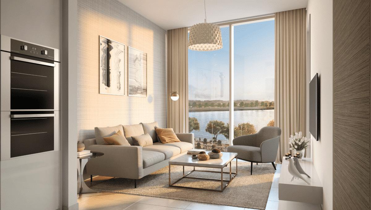 Eigentumswohnung Sobha Waves Dubai Innen