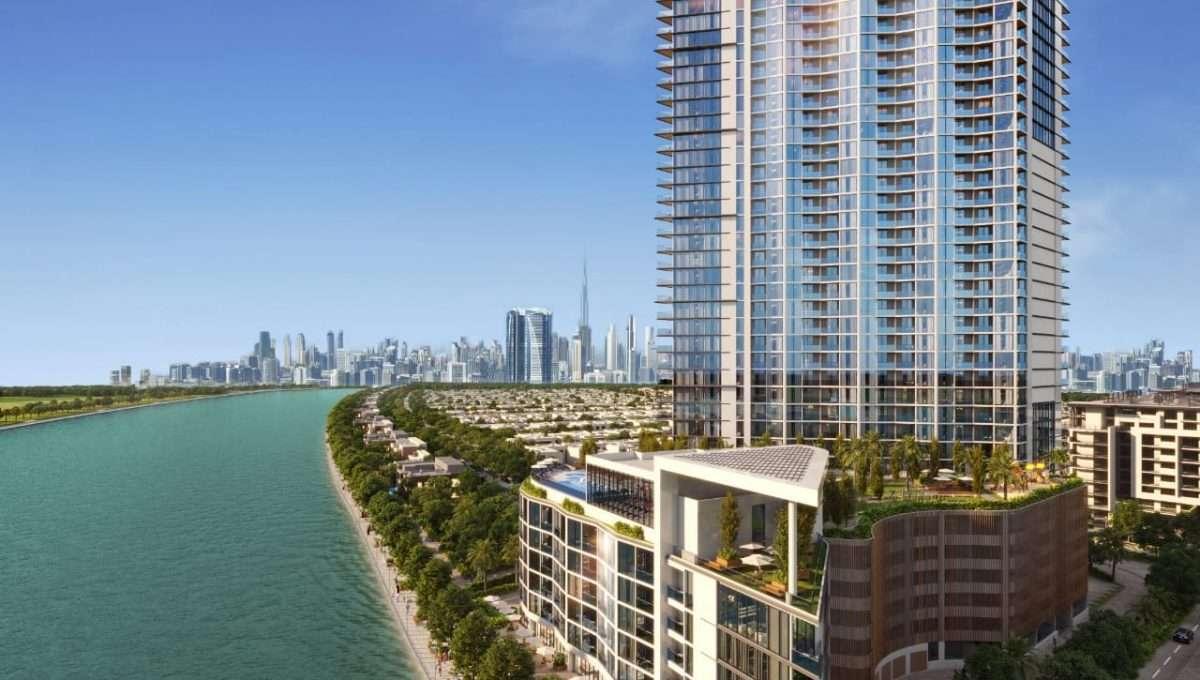 Investmentimmobilie Sobha Waves Dubai
