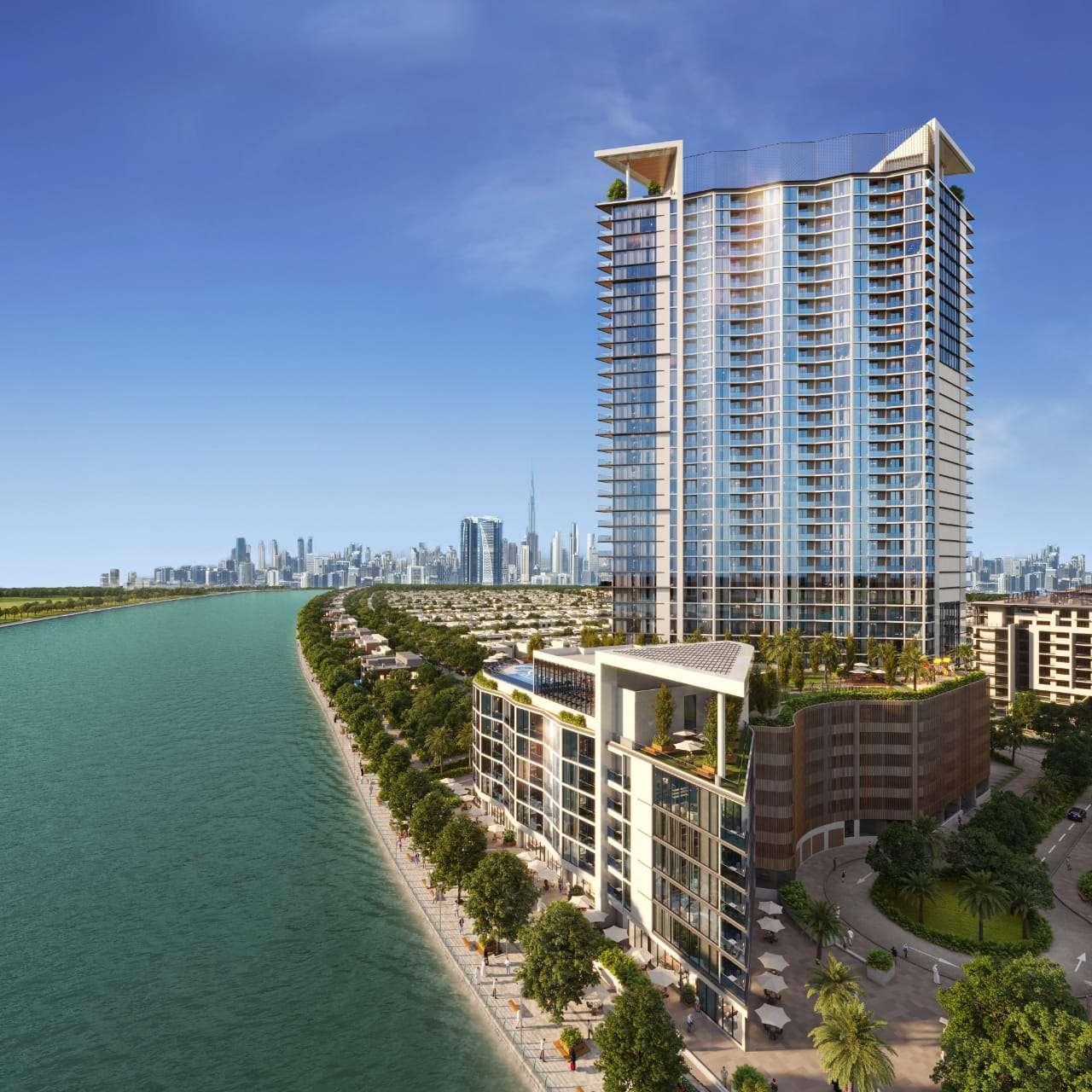 The Waves – Appartements près de Downtown Dubaï