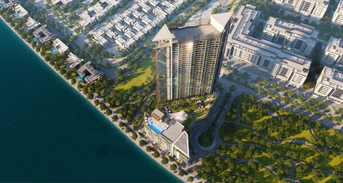 Investmentobjekt Sobha Waves Dubai