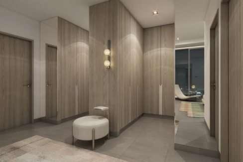 Stella Maris Dubai Marina Apartment Ankleide
