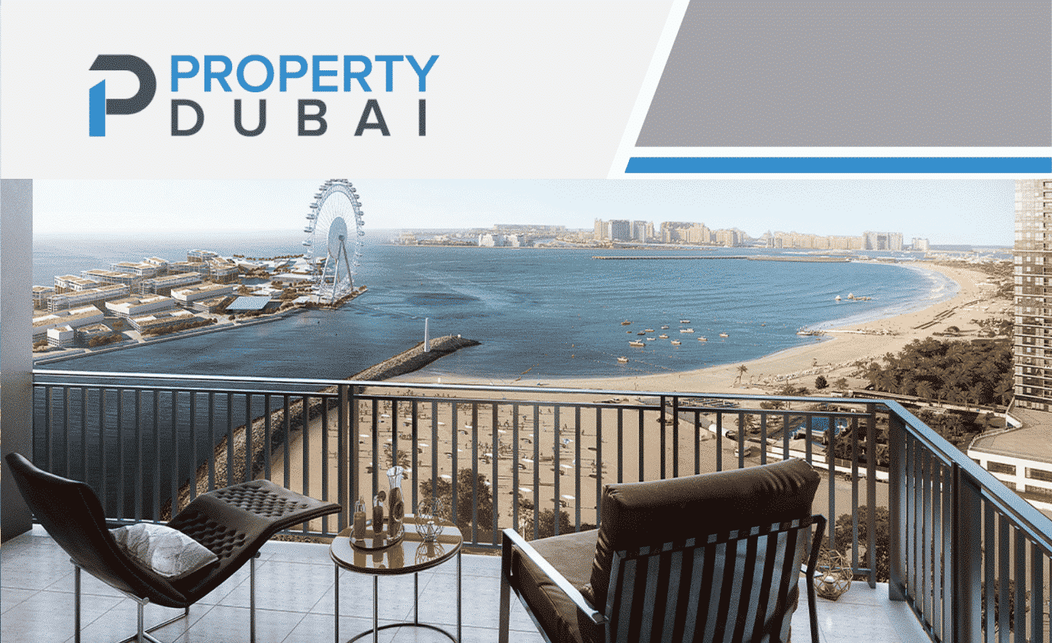 52 42 - Luxusapartments in Dubai JBR