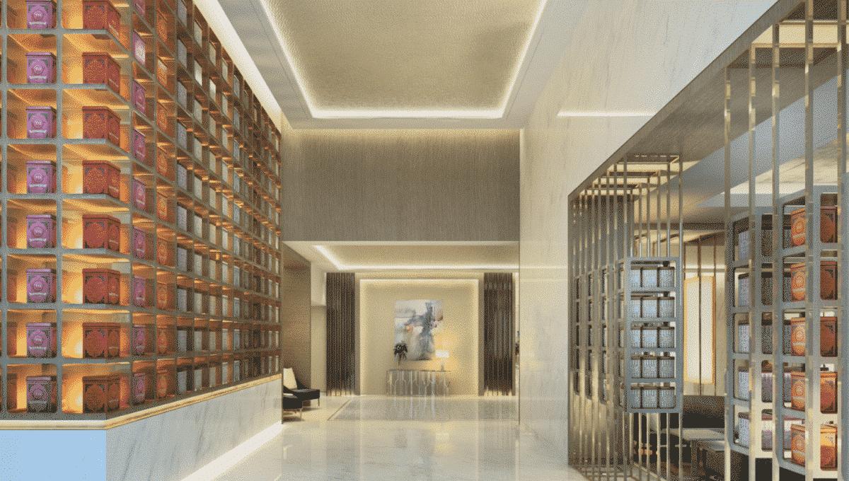 Dubai FIVE JBR Immobilie