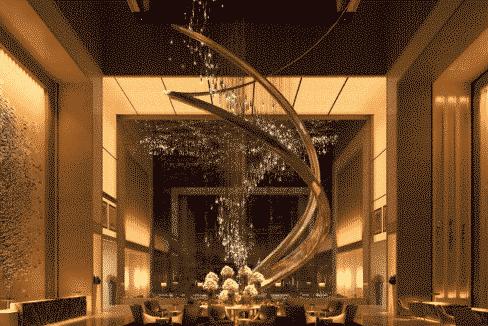 Lobby Dubai FIVE JBR Investmentimmobilie