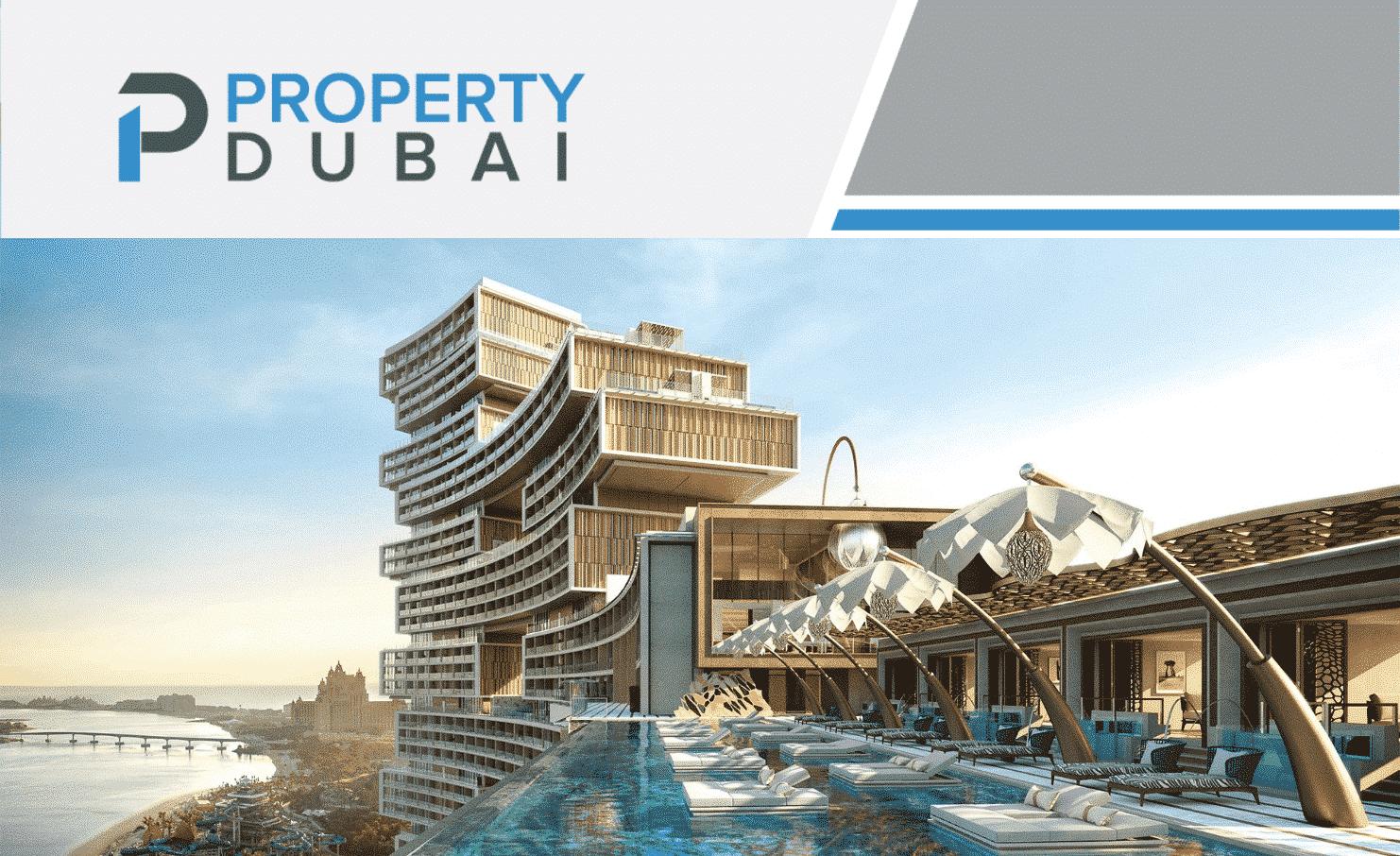 Royal Atlantis Residences Eigentumswohnungen Palm Jumeirah Dubai